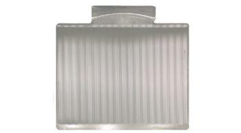 Pala extra-grande universal repartidores - Aleación de aluminio especial reforzado - Sitramo's Carretillas