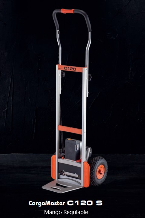 CargoMaster Sube-esclareas Eléctrica C120 S mango regulable