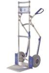Carretilla Manual 'Favorita' Ruedas Impinchables 'AIRLEX' EXPRESSO Aluminio Pala Grande