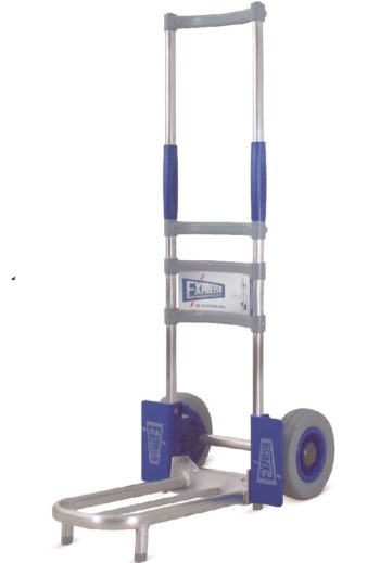 Carretilla pequeña Pleagable Pala Elevada EXPRESSO Manual handtruck