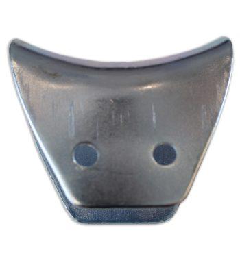 Abrazadera Curvada - Acero galvanizado de alta resistencia
