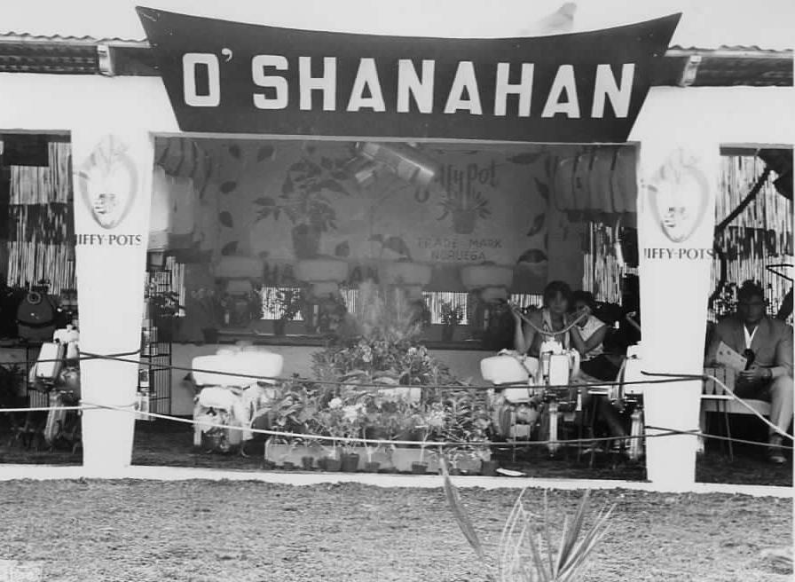 Seragri y Sitramo's Carretillas - Feria las Palmas de Gran Canaria 1970's