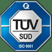 ISO 9001 TUV SUD