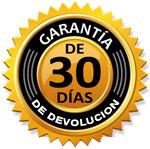 garantia 30 días de devolución