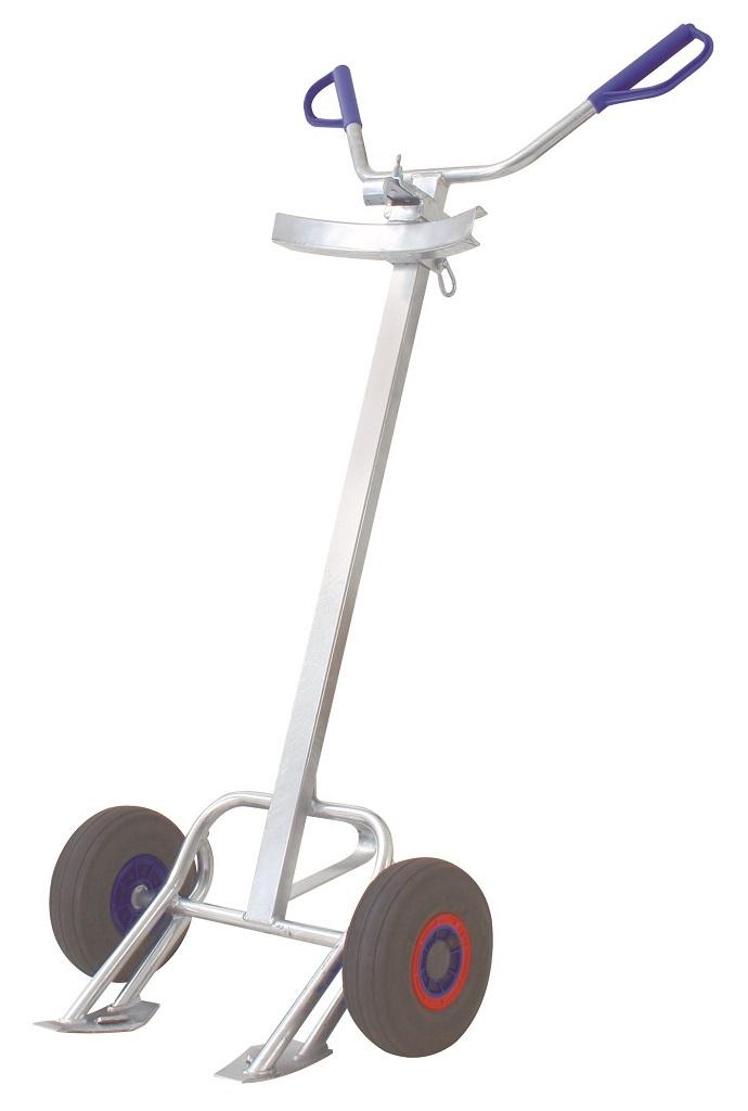 Expresso Carretilla Manuale para Bidones - Sitramos Carretillas - capacidad de carga de 450kg