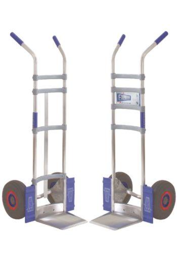 Carretilla ultraligera de aluminio EXPRESSO - Capacidad de carga 200kg - Sitramos Carretillas