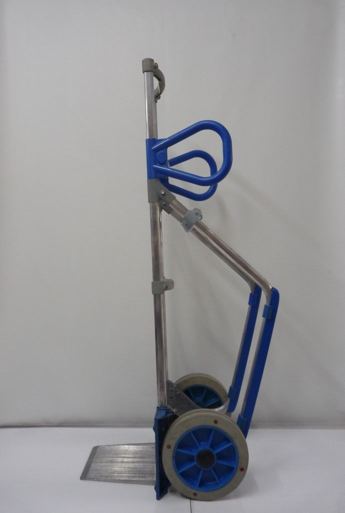 Sitramos Carretillas - EXPRESSO Carretilla Manual 'Ergonómica' Pala Pequeña 300 kg